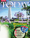 Today in Mississippi magazine cover